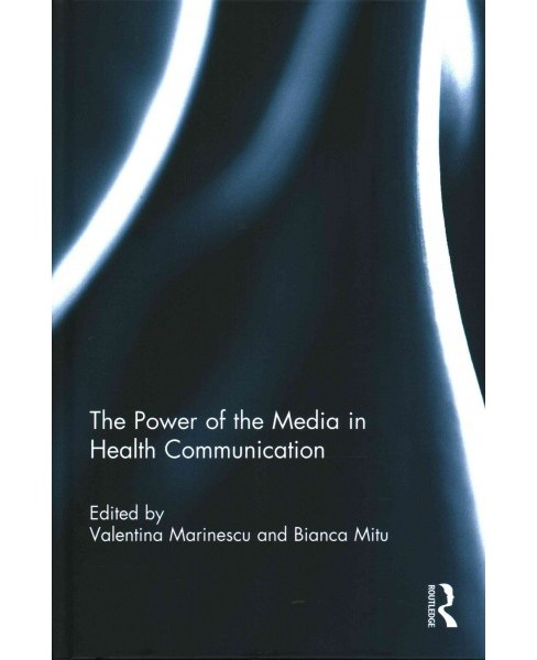 Power of the Media in Health Communication (Hardcover) - image 1 of 1