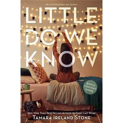 Little Do We Know - by  Tamara Ireland Stone (Paperback)