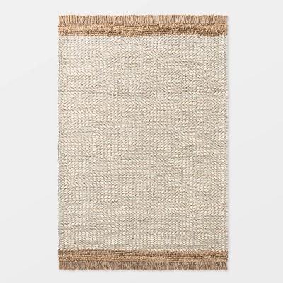 5'x7' Honeyville Jute/Wool Natural Rug - Threshold™ designed by Studio McGee