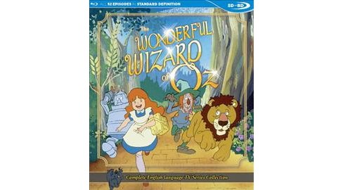 Wonderful Wizard Of Oz (Blu-ray) - image 1 of 1