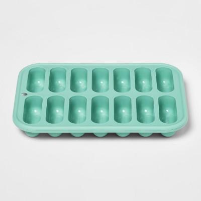 Silicone Ice Cube Tray 14oz Aqua - Room Essentials™