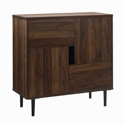 Francis Modern Color Pop Accent Cabinet - Saracina Home