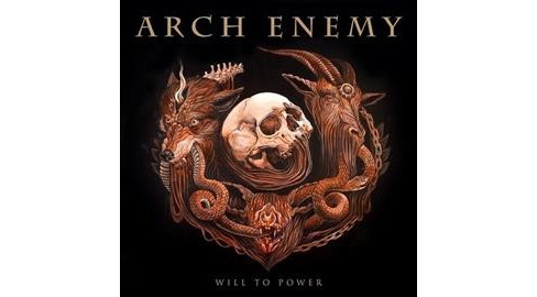 Arch Enemy - Will To Power (Vinyl) - image 1 of 1