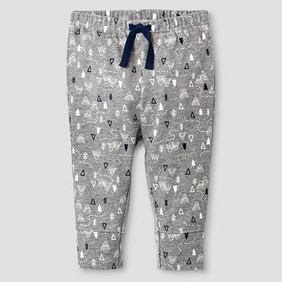 Legging Pants Cat & Jack Radiant Gray 6-9 M