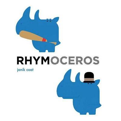 Rhymoceros - by Janik Coat (Board_book)