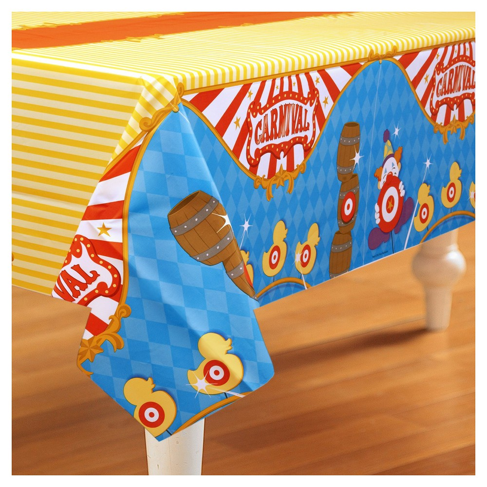 Carnival Games Rectangle Tablecover