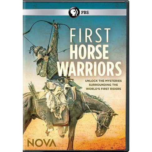 Nova: The First Horse Warriors (DVD) - image 1 of 1