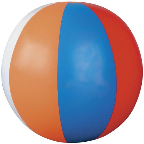 Champion Sports Heavy-Duty Beach Ball, 36 Inches, Colors May Vary - image 1 of 1