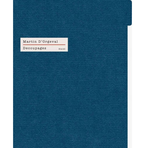 Martin D'orgeval : Découpages -  (Hardcover) - image 1 of 1