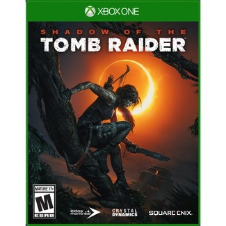 Shadow of the Tomb Raider - Xbox One