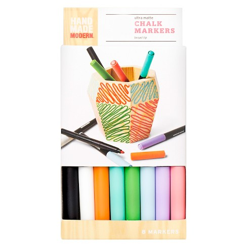 8pk Chalk Markers - Hand Made Modern® - image 1 of 1