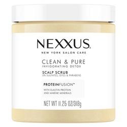 Nexxus Clean and Pure Scalp Scrub - 11.25 fl oz