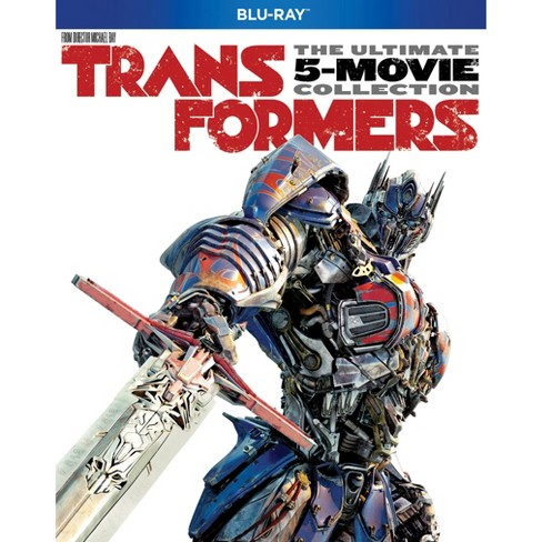 Transformers:Ultimate Five Movie Coll (Blu-ray) - image 1 of 1