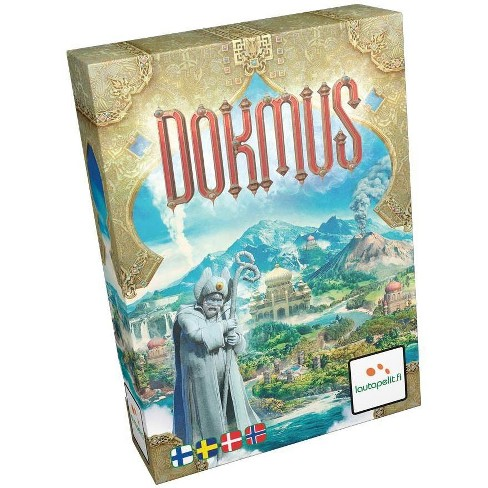 Dokmus (2nd Edition) Board Game - image 1 of 1
