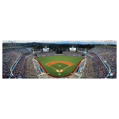 MLB Los Angeles Dodgers Panoramic Puzzle 1000pc
