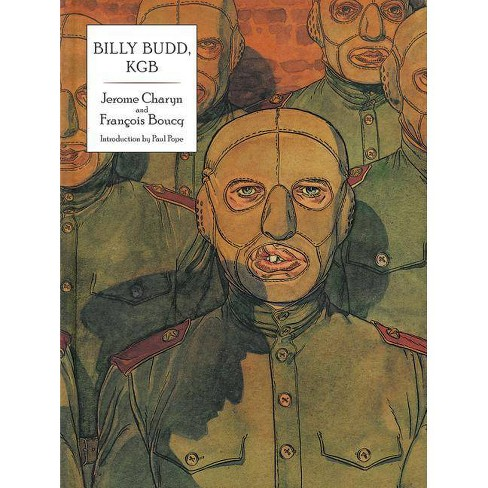 Billy Budd, KGB - (Dover Graphic Novels) by  Jerome Charyn (Paperback) - image 1 of 1