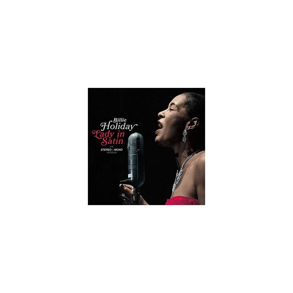 Billie Holiday - Lady In Satin:Original Stereo & Mono (Vinyl)