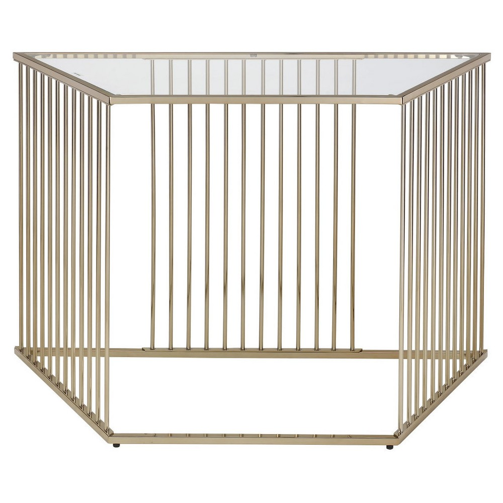 Console Table Brass - Acme