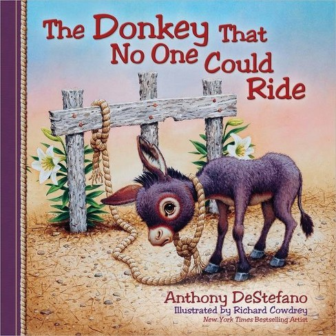 The Donkey That No One Could Ride - by  Anthony DeStefano (Hardcover) - image 1 of 1