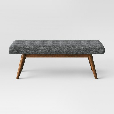 Copan Mid Century Bench Dark Gray - Project 62™