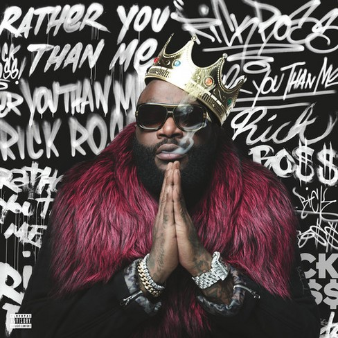 Rick Ross - Rather You Than Me (Vinyl) - image 1 of 1