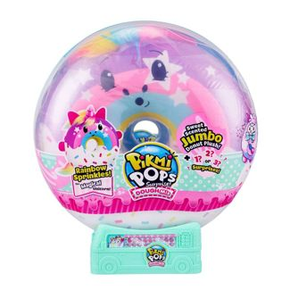 Pikmi Pops DoughMis Large Pack - Rainbow Sprinkles the Unicorn