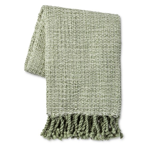 Blanket Tonal Woven Throw - Threshold™ - image 1 of 1