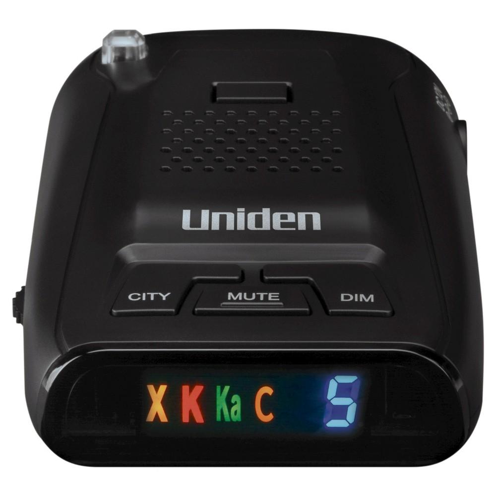 Uniden Radar Detector- Long Range Radar/Laser Detection