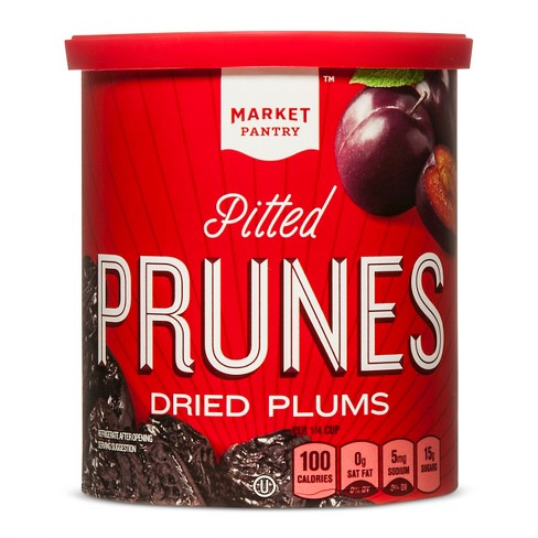 Pitted Prunes - 18oz - Market Pantry™ - image 1 of 2