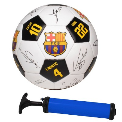 FIFA FC Barcelona Soccer Ball Kits