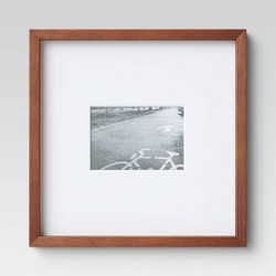 Mid Tone Single Image Picture Frame Brown - Project 62™