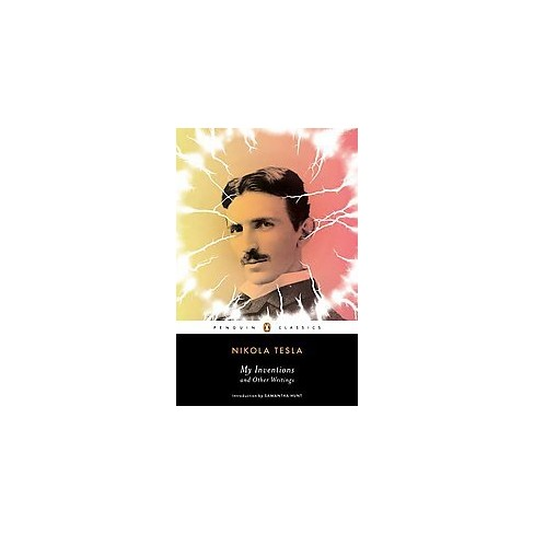 My Inventions And Other Writings Paperback Nikola Tesla Target