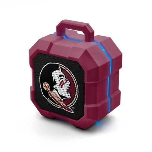 NCAA Florida State Seminoles LED Shock Box Bluetooth Speaker - image 1 of 3
