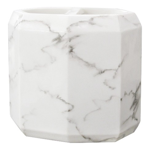 Marble Facet Toothbrush Holder - Allure - image 1 of 1