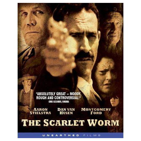 The Scarlet Worm (Blu-ray) - image 1 of 1