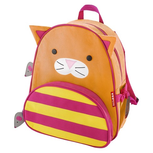 Skip Hop Zoo Little Kids Toddler Backpack Cat Target