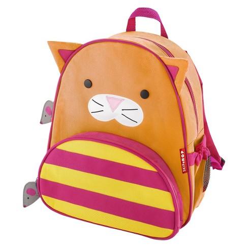 Skip Hop Zoo Little Kids   Toddler Backpack, Cat   Target ff8aaab905