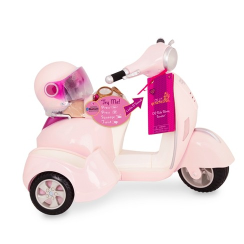 Our Generation Ride Along Scooter