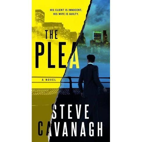 The Plea - (Eddie Flynn) by  Steve Cavanagh (Paperback) - image 1 of 1