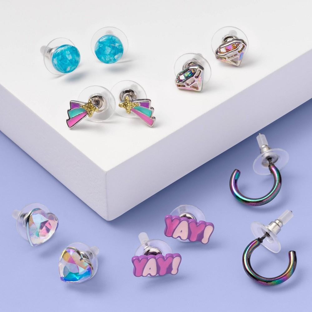 Girls 39 12pk Earrings More Than Magic 8482