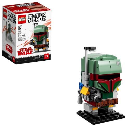 Lego Brickheadz Star Wars Boba Fett 41629 Target