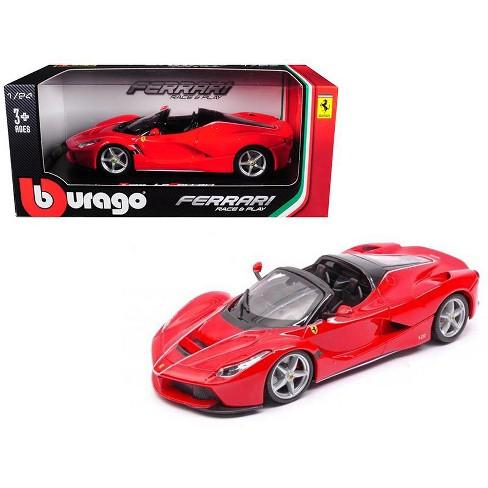 Ferrari Laferrari F70 Aperta Red 1 24 Diecast Model Car By Bburago Target