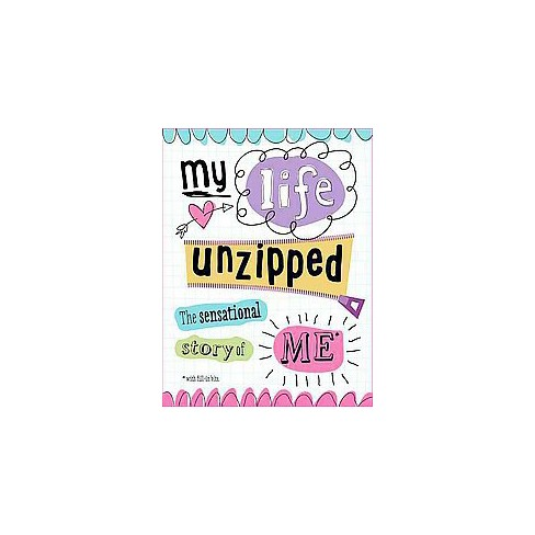 My Life Unzipped (Hardcover) by Sarah Vince - image 1 of 1