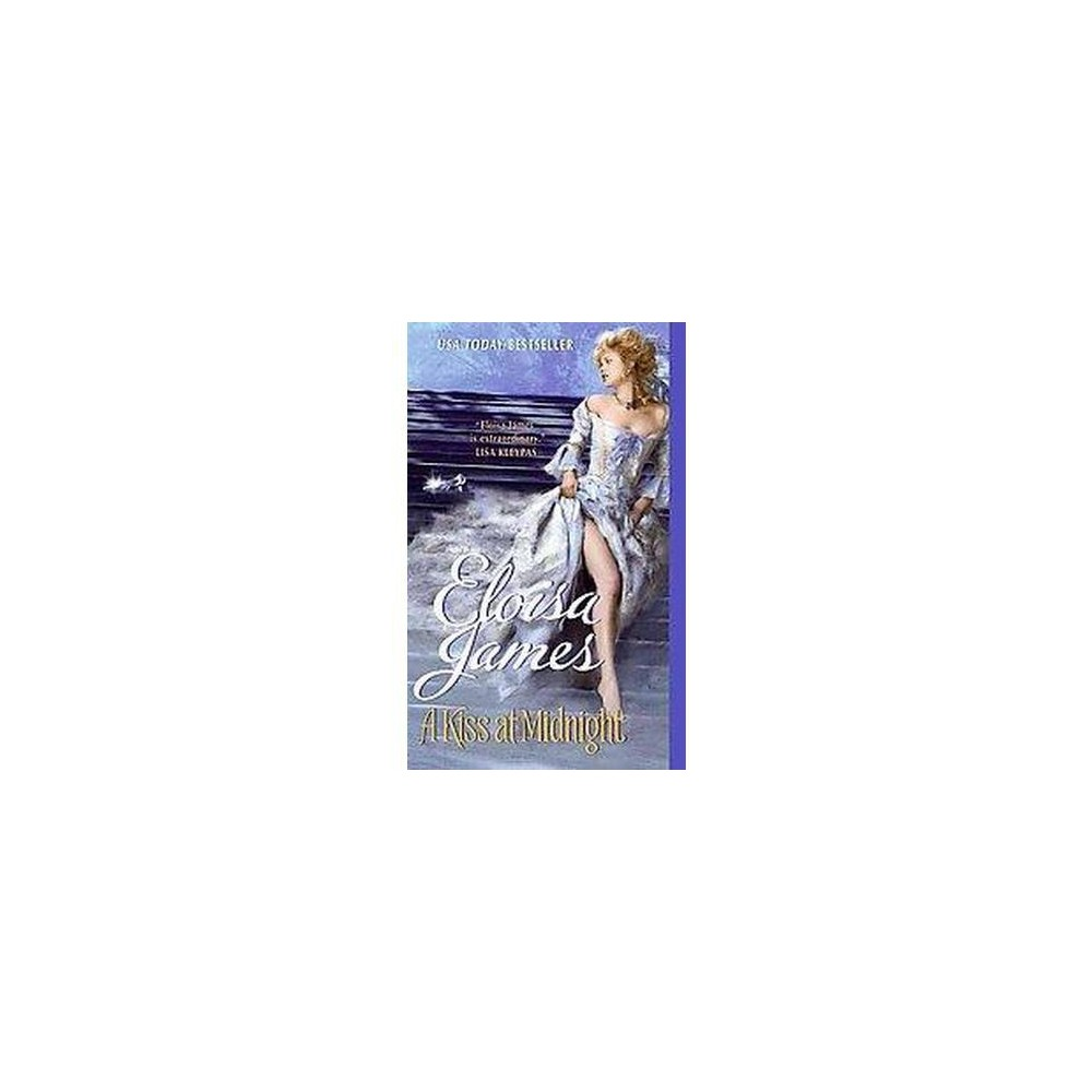 A Kiss at Midnight (Paperback) by Eloisa James
