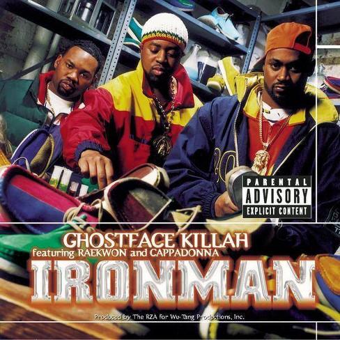 Ghostface Killah - Ironman (CD) - image 1 of 1