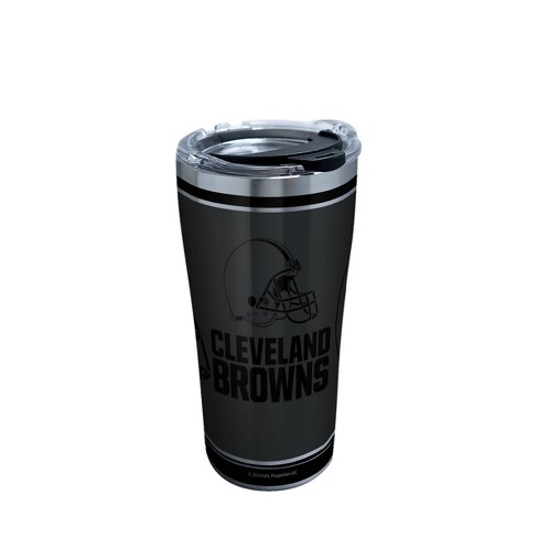 NFL Cleveland Browns Tervis Stainless Tumbler Blackout - 20oz - image 1 of 2