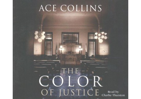 Color of Justice (MP3-CD) (Ace Collins) - image 1 of 1
