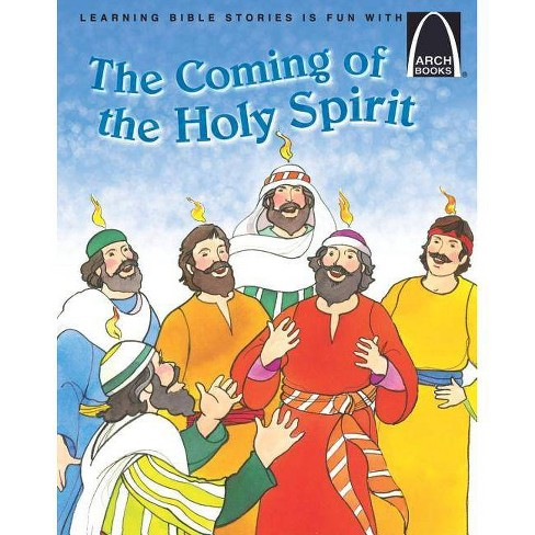 The Coming of the Holy Spirit 6pk the Coming of the Holy Spirit 6pk - (Arch Books) (Paperback) - image 1 of 1