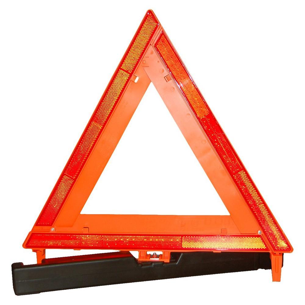Image of Aaa Emergency Triangle - Orange, Basketball