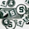 20ct Michigan State Spartans University Cocktail Beverage Napkins - NCAA - image 2 of 2